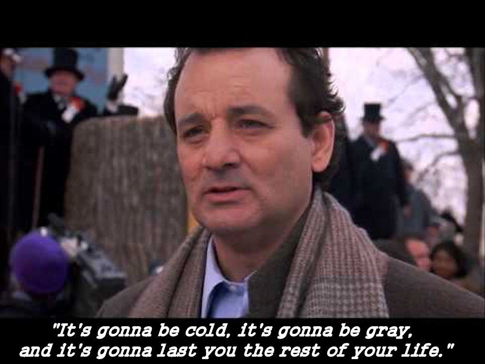 Groundhog Day2