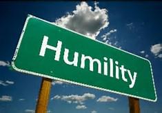 humility sign