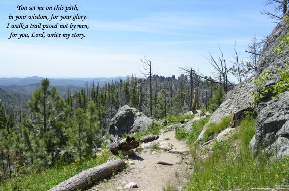 quote path poem